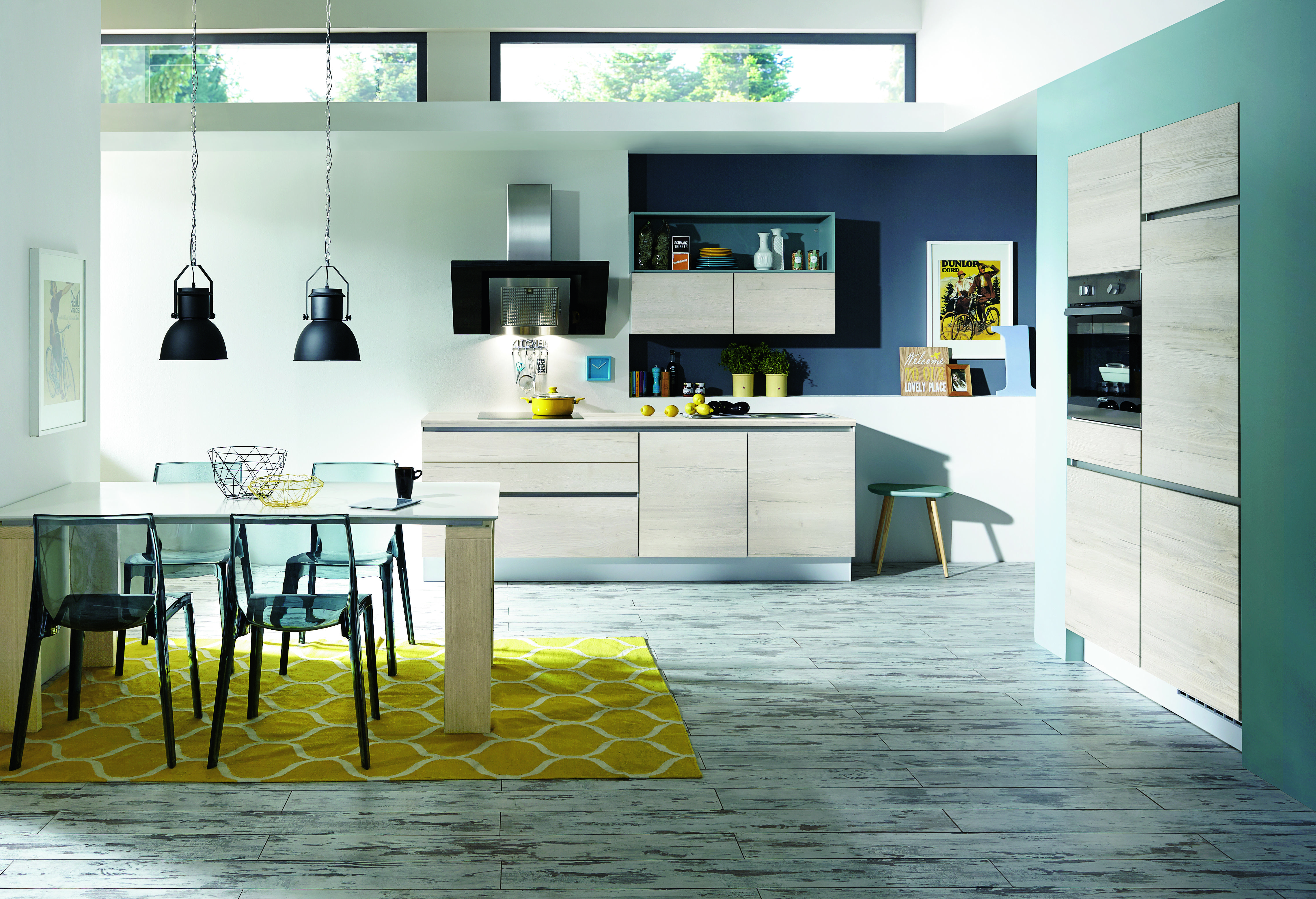 Kücheneinrichtung mit Stil: So dekorieren Sie Ihre Küche richtig ...