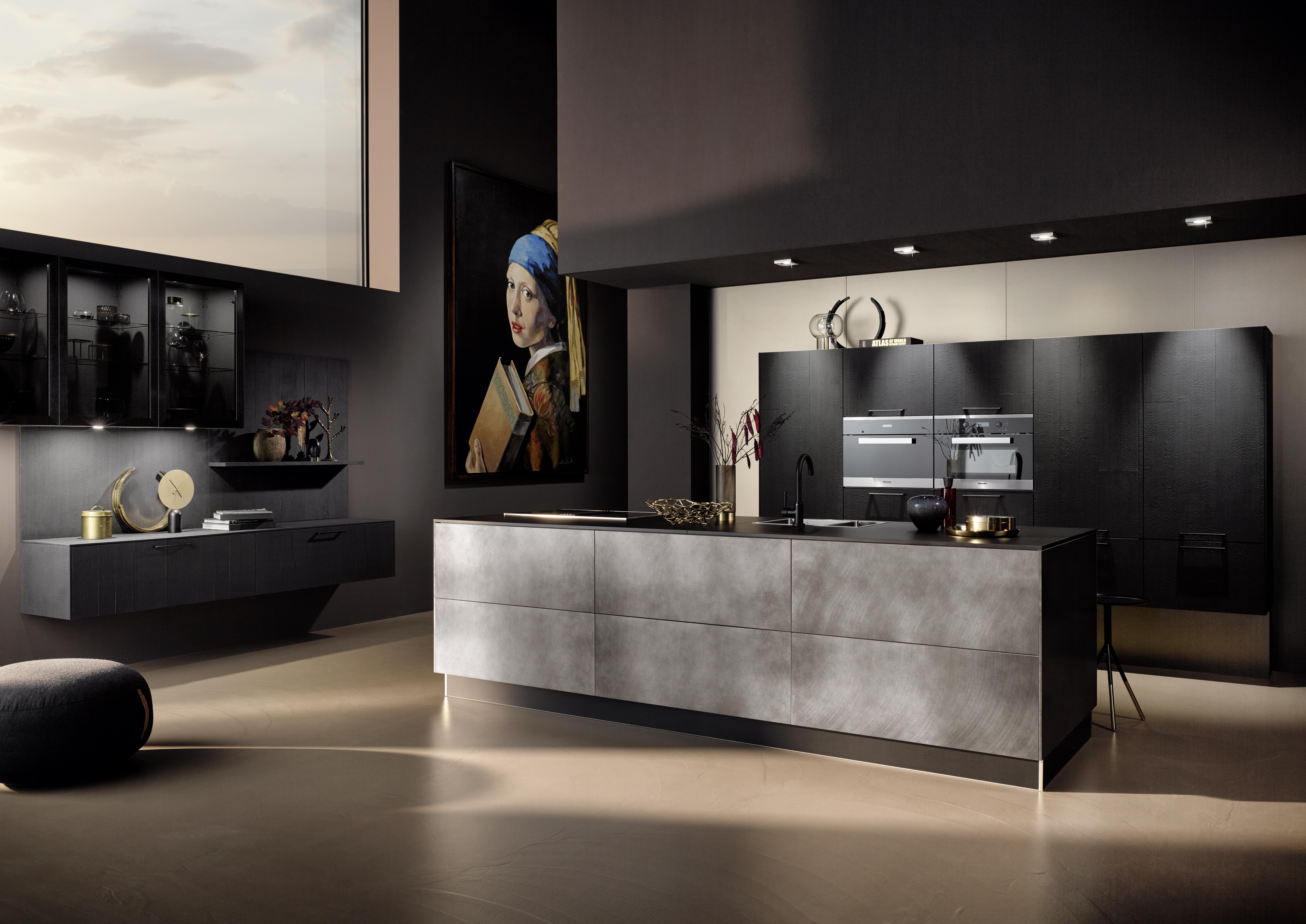 Küchen im Stil der 21er Jahre   So richten Sie Küchen im Art Deco ...