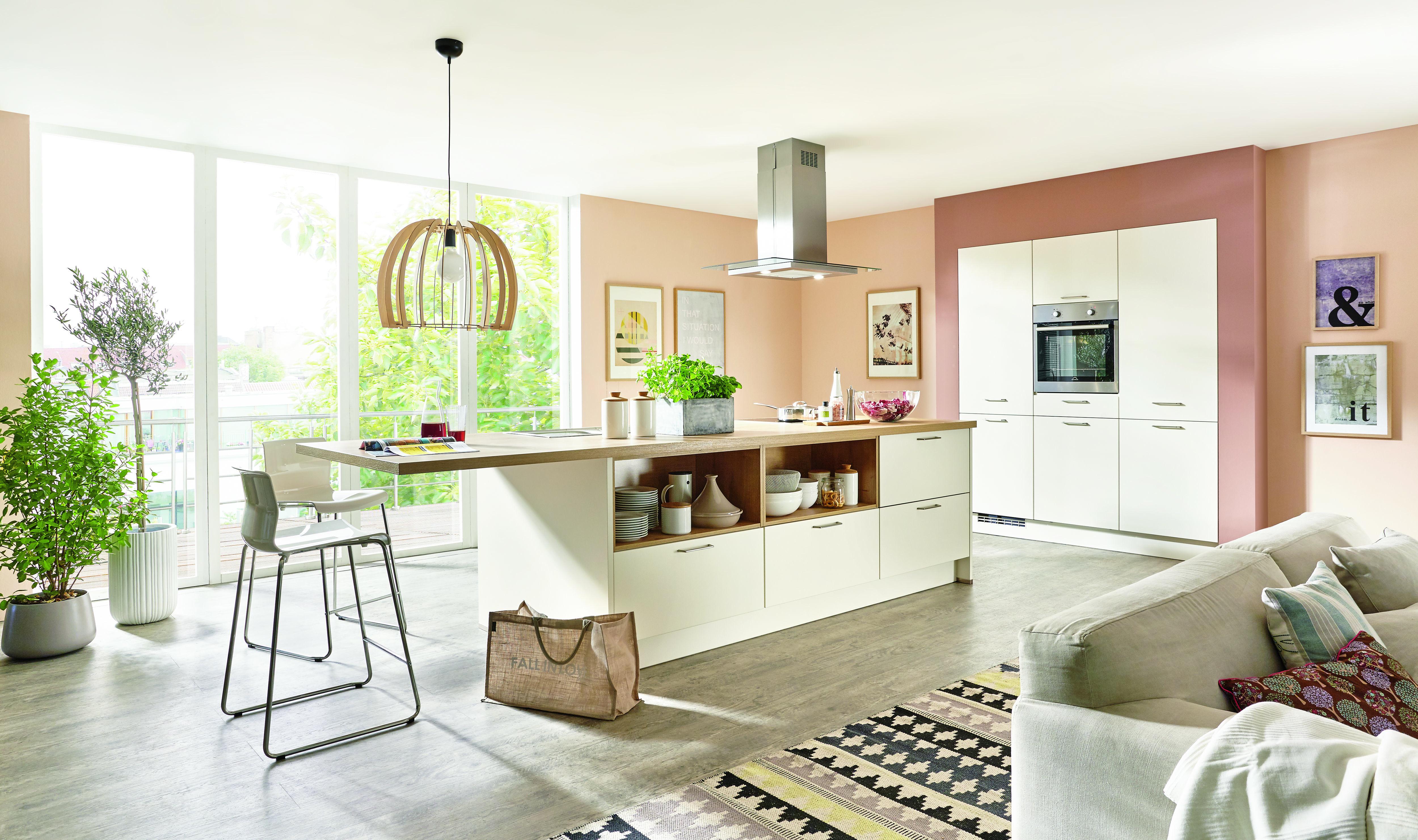 Beigefarbene Küchen Küchentrends In Beige Kücheco