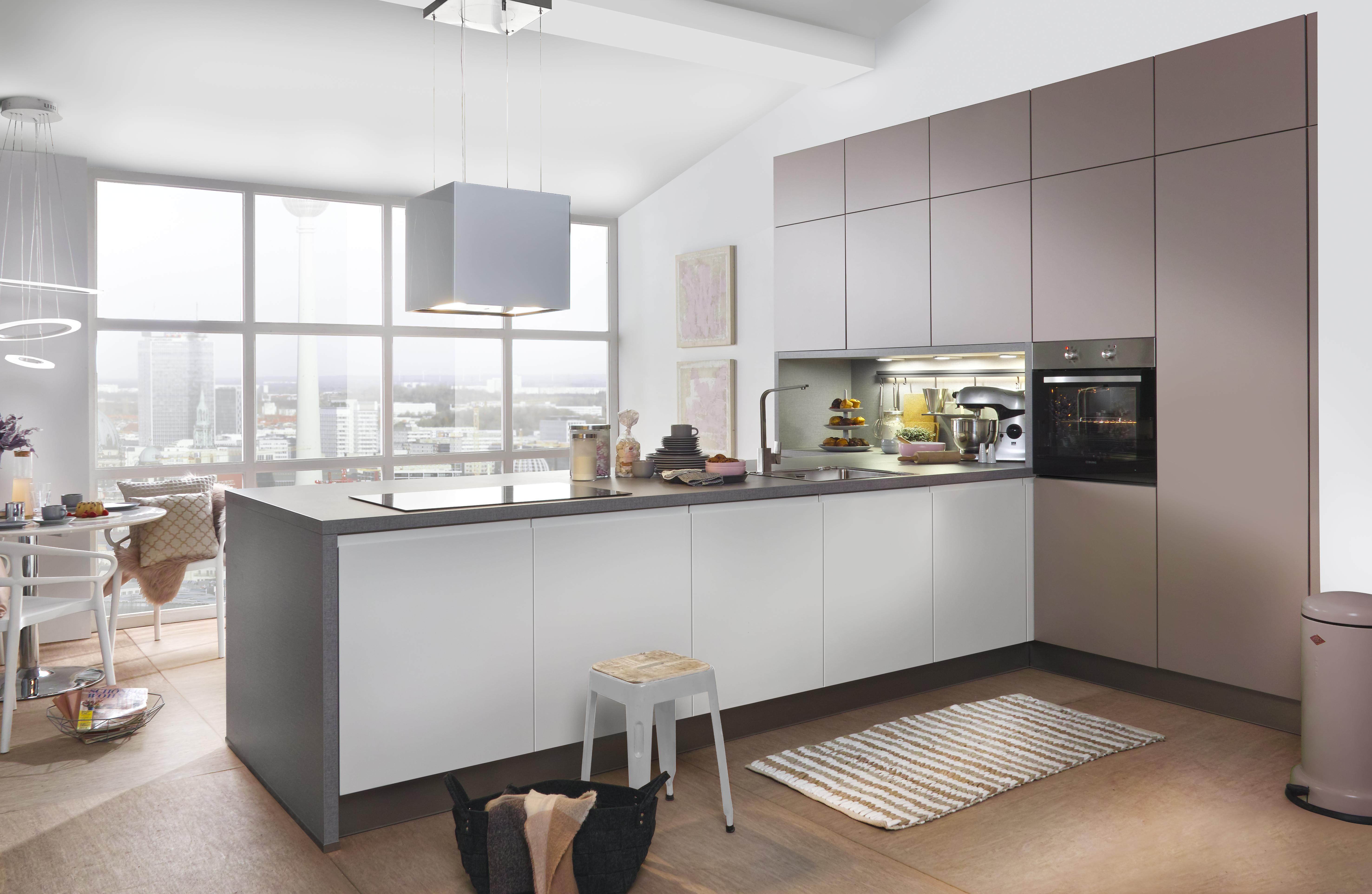 100 Jahre Bauhaus - Kücheneinrichtung im Bauhaus-Stil - Küche&Co