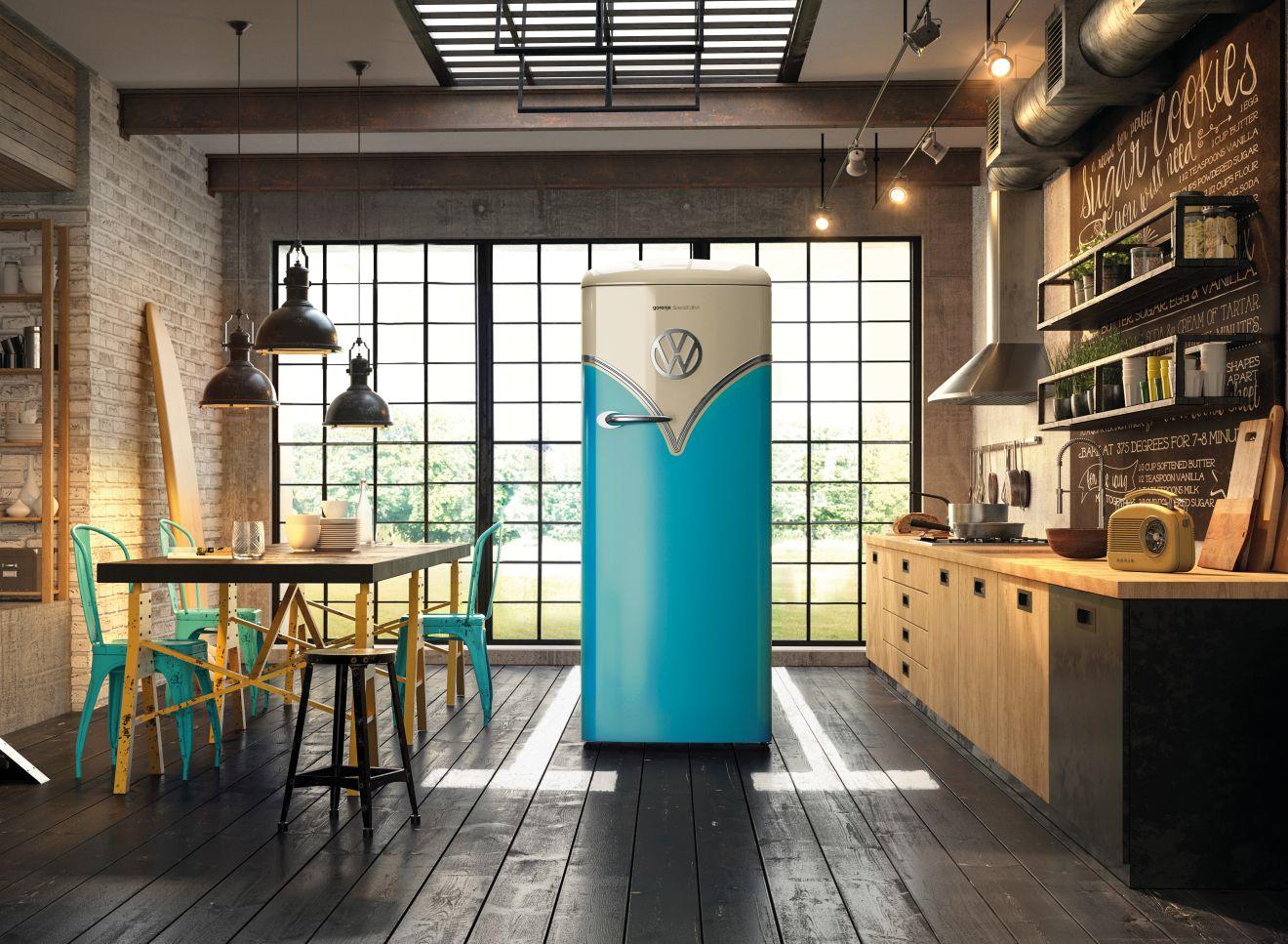 Gorenje Kühlschrank Lüfter : Küchen für männer: kochwerkstatt für echte küchenprofis küche&co