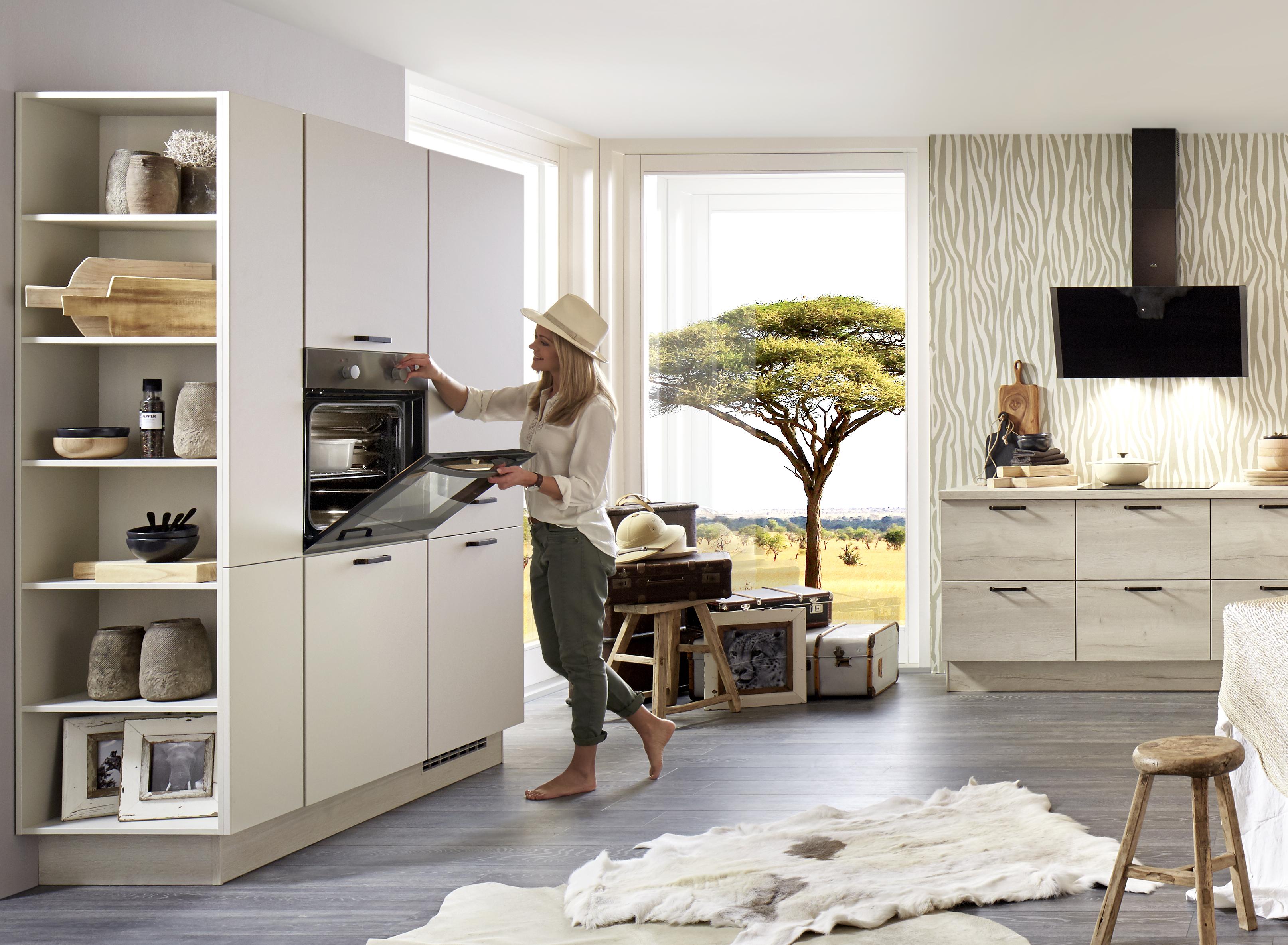 Ein Hauch von Wildnis - Küchen einrichten im Safari Stil - Küche&Co