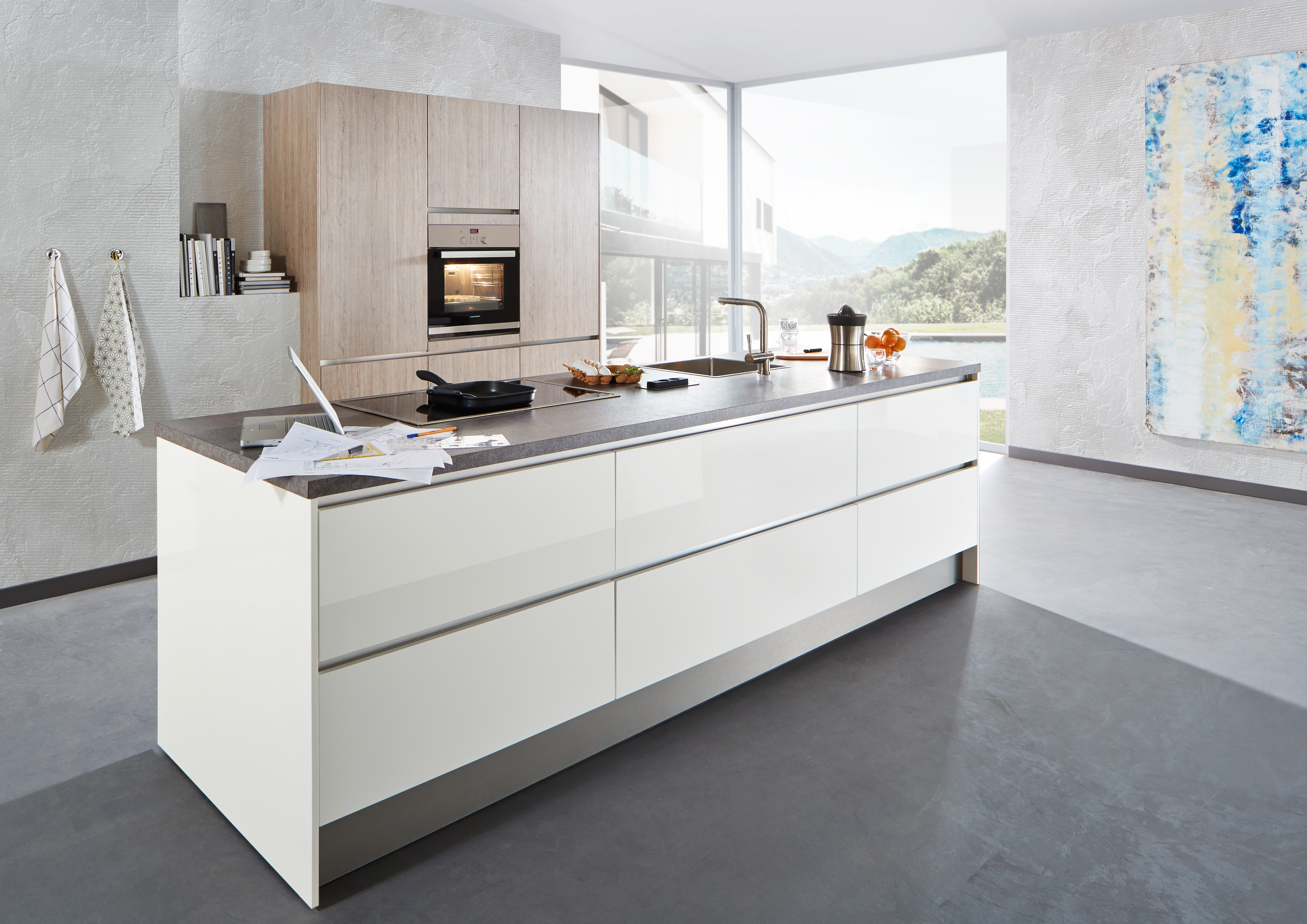 Weiße Küchen Küchentrends In Weiß Kücheco