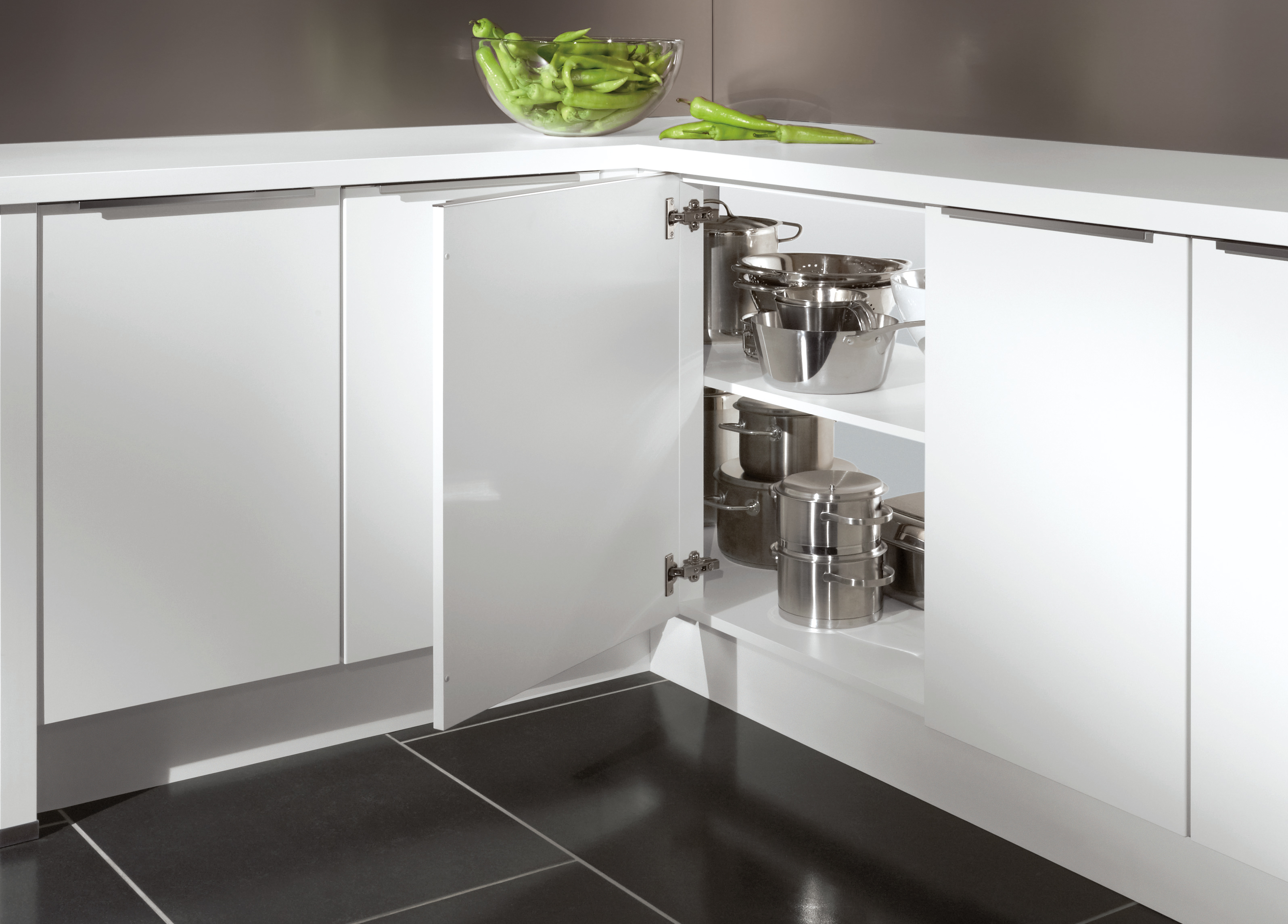 Clevere Ausstattung für eine perfekt organisierte Küche - Küche&Co