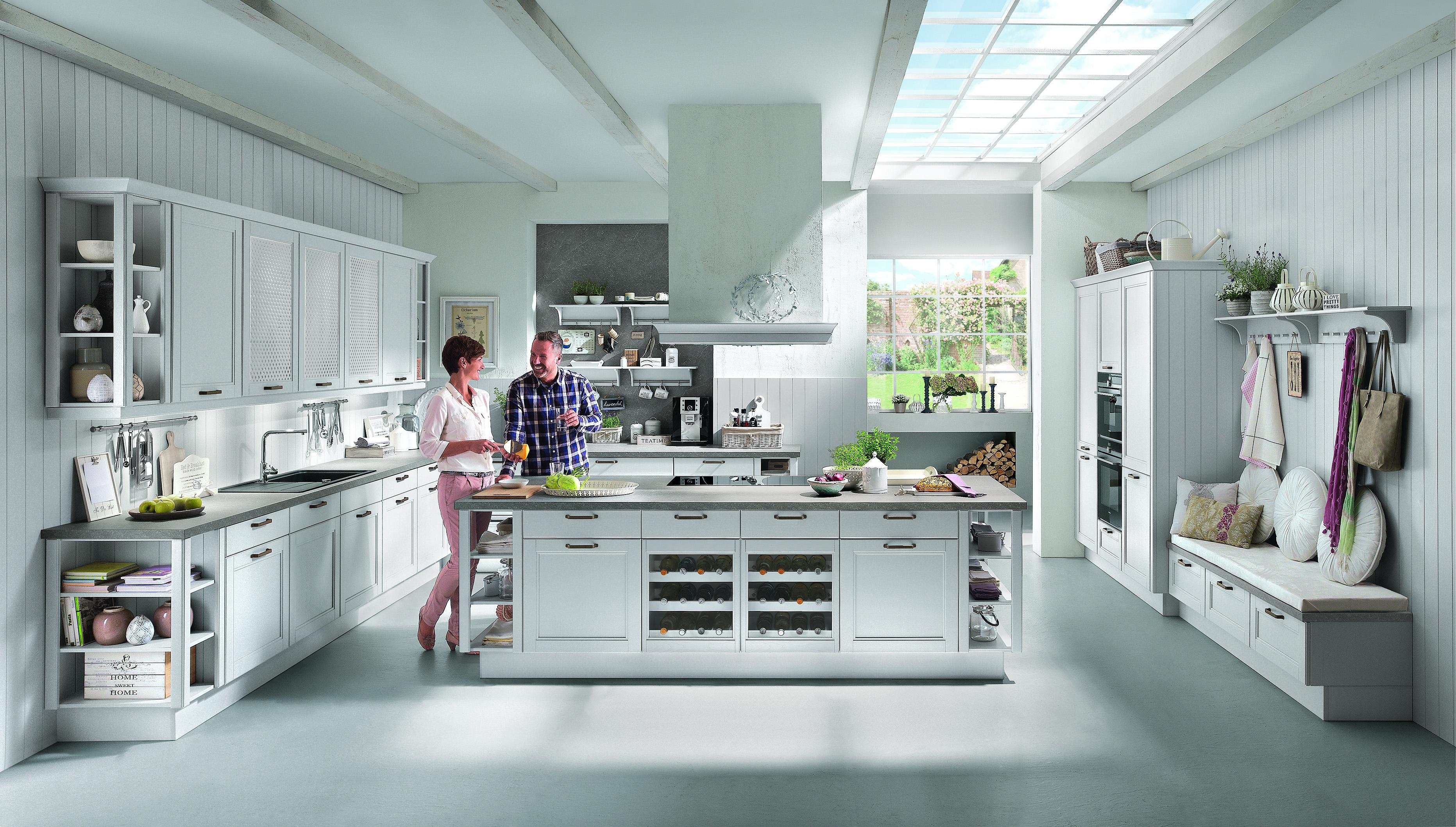 Offene Kuchen Die Modernen Wohnkuchen Von Kuche Co Kuche Co