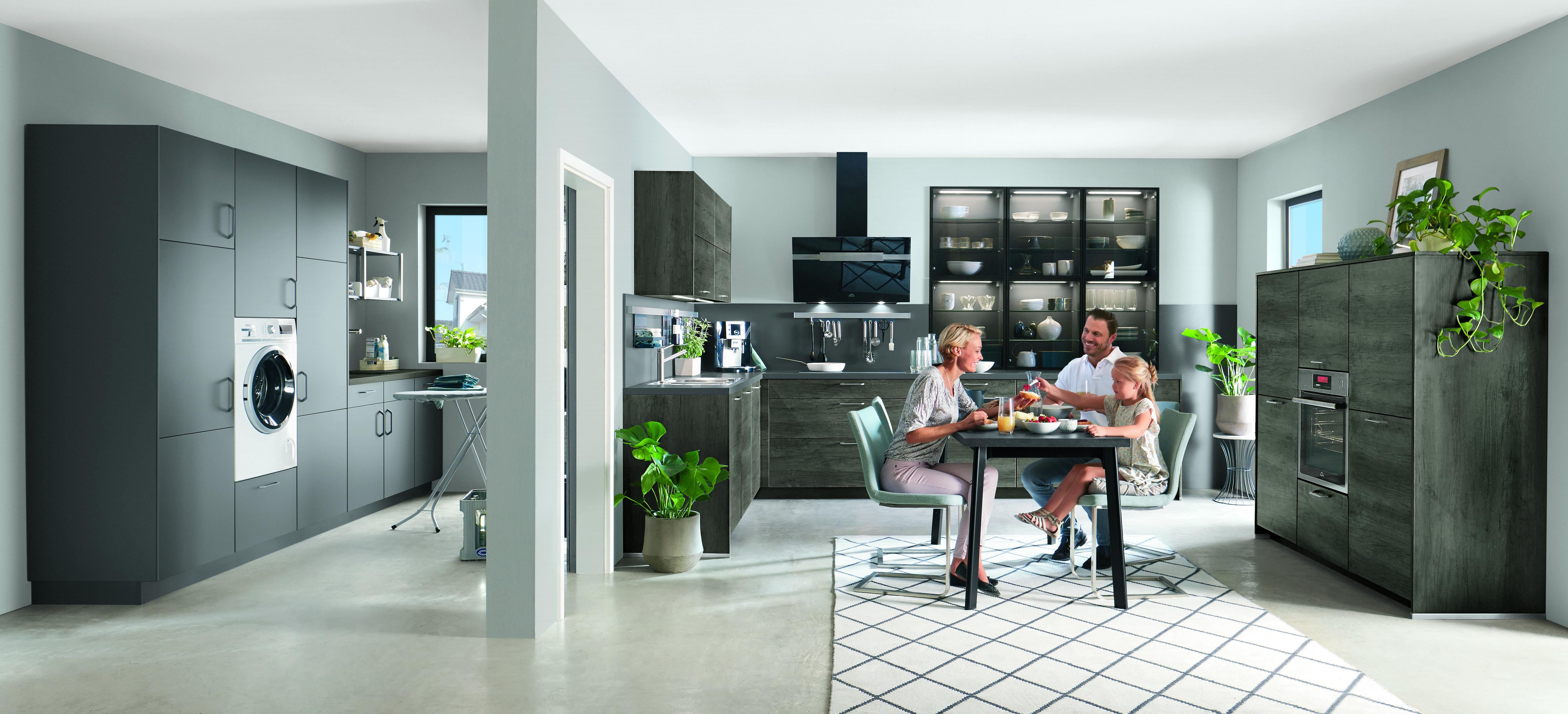 Einen Hauswirtschaftsraum Planen Und Praktisch Einrichten Kücheco