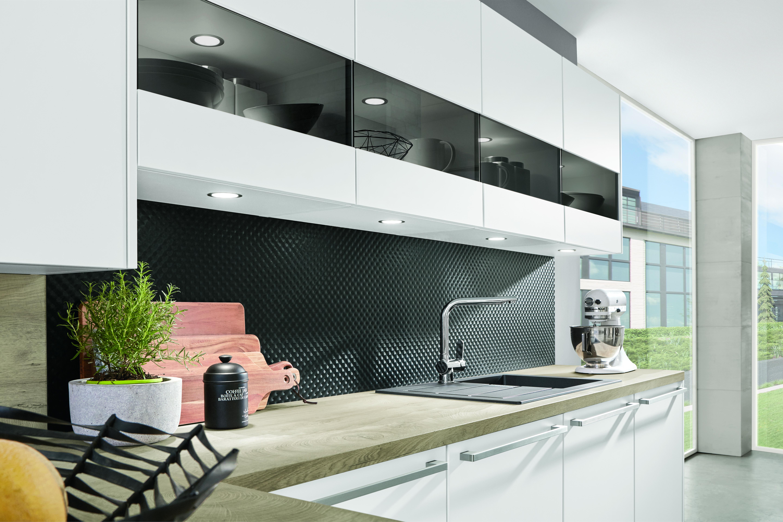 Küchenbeleuchtung Stimmungsvolle Led Beleuchtung Für Die Küche