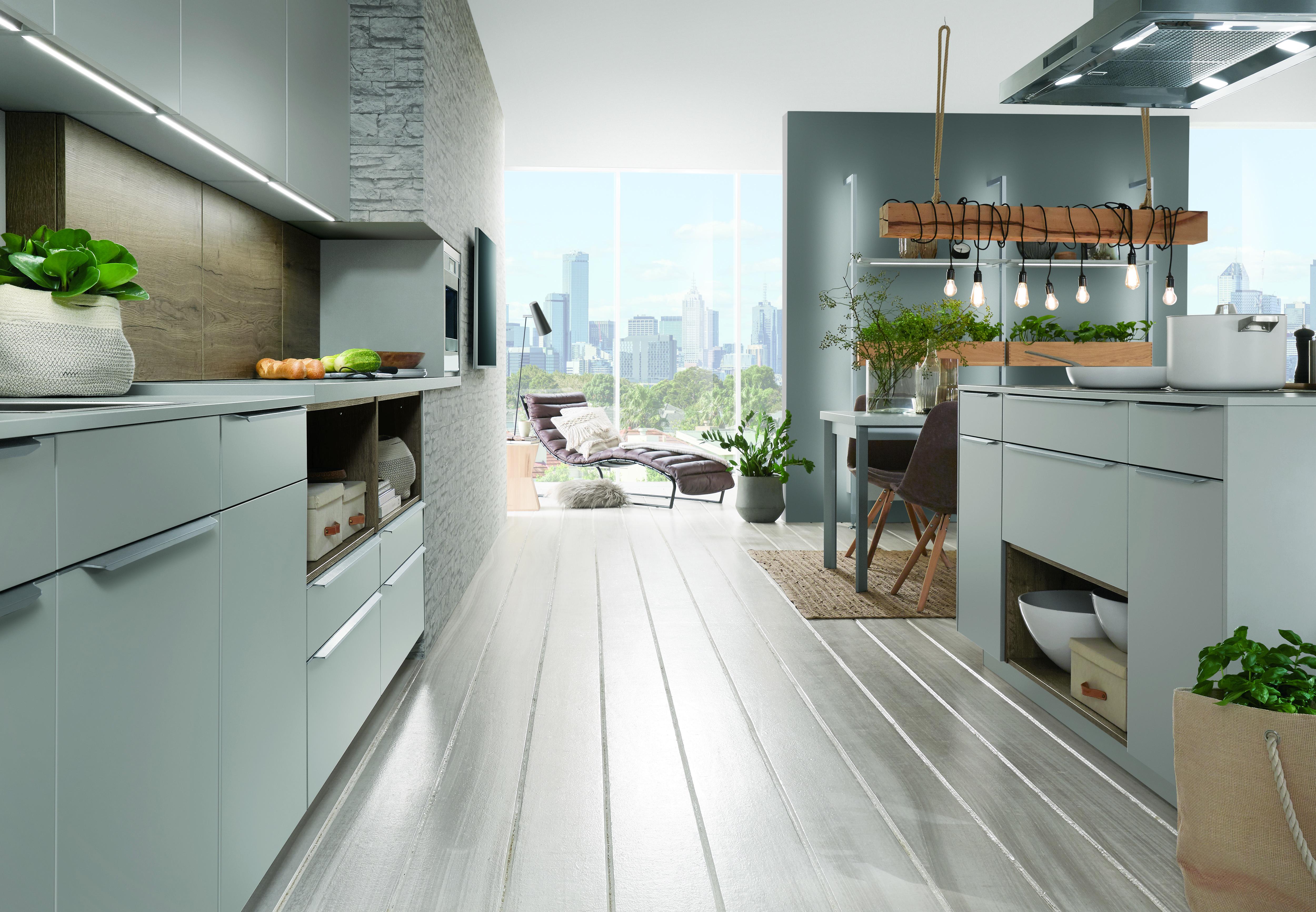 Küchenbeleuchtung - Stimmungsvolle LED-Beleuchtung für die ...