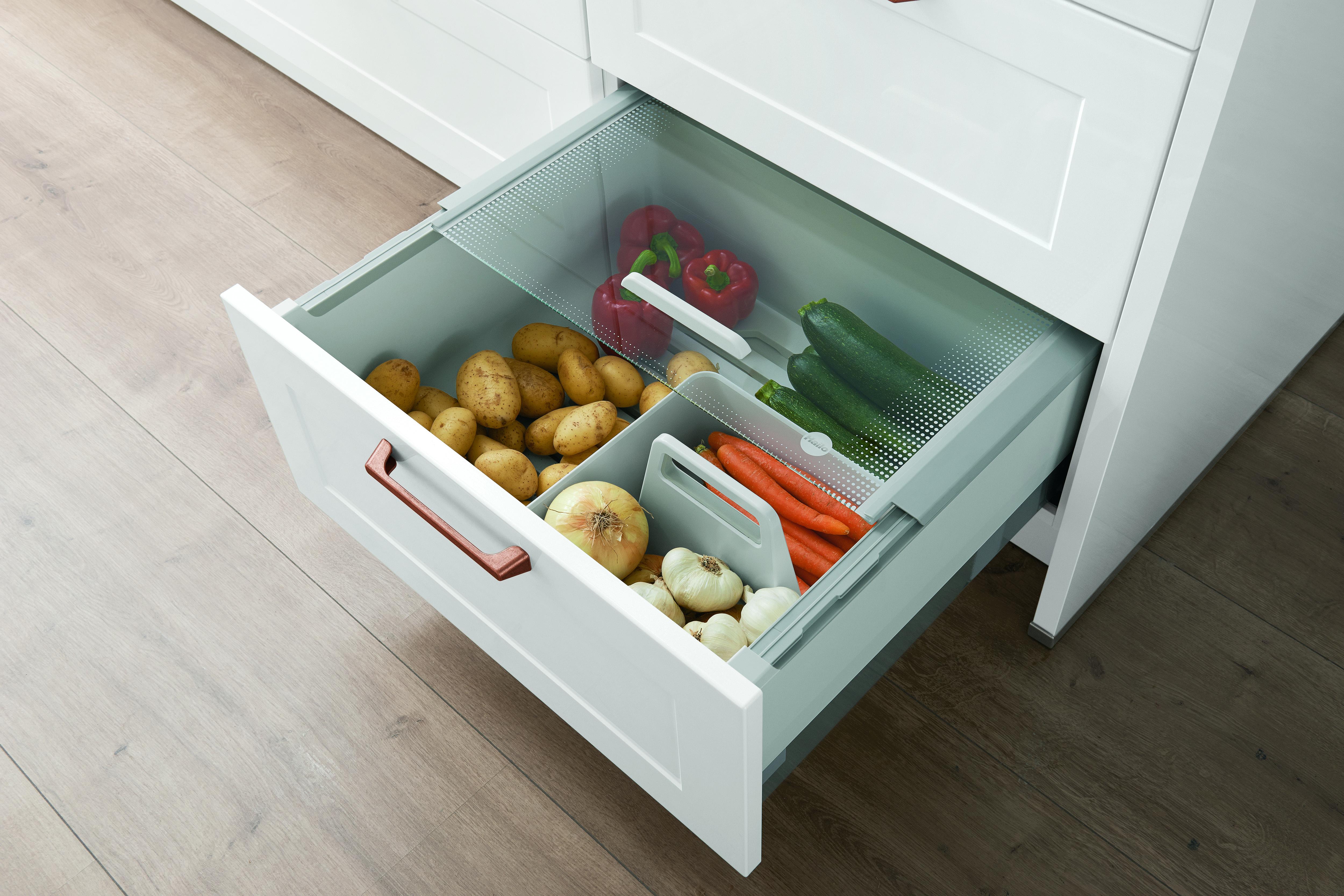 Vorratshaltung – So lagern Sie Lebensmittel in der Küche richtig ...