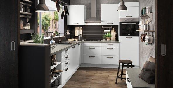 einbauk chen modern hochwertig made in germany k che co. Black Bedroom Furniture Sets. Home Design Ideas